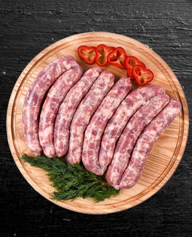 pork gruyere sausages-1