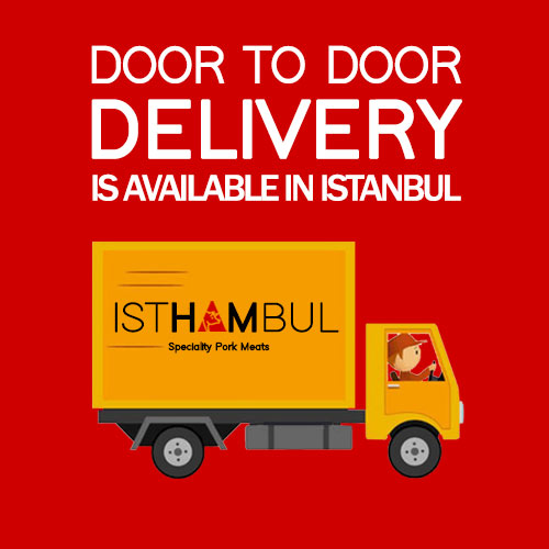 isthambul delivery banner