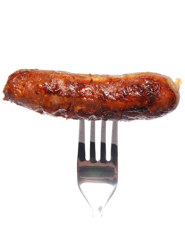 frankfurter sausages extra fat 1