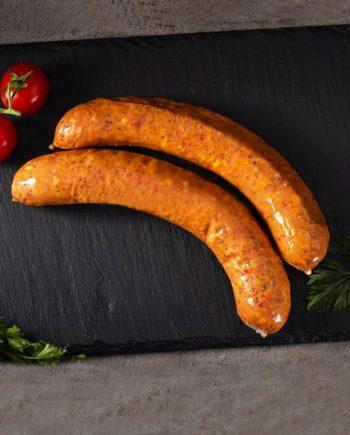 village sausages
