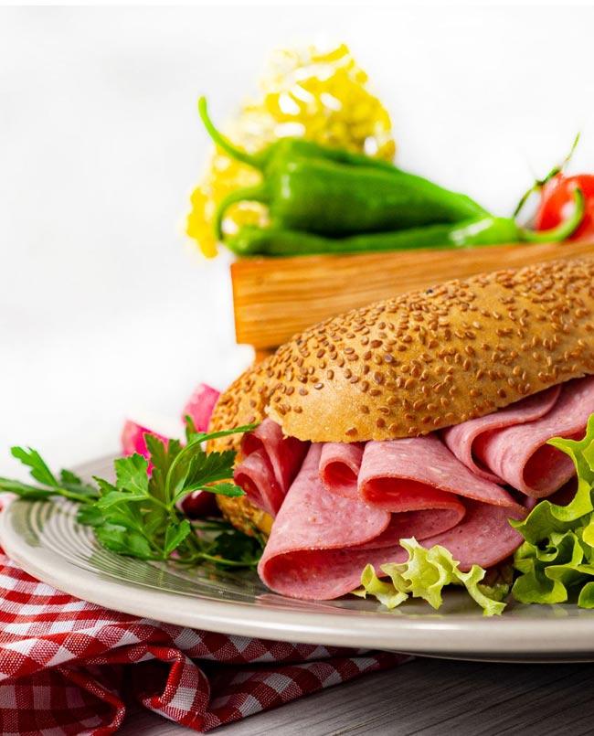 Hungarian Pork Salami 1