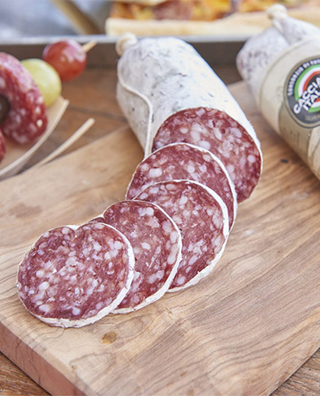 beretta milano salami whole