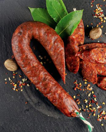 spanish chorizo ring