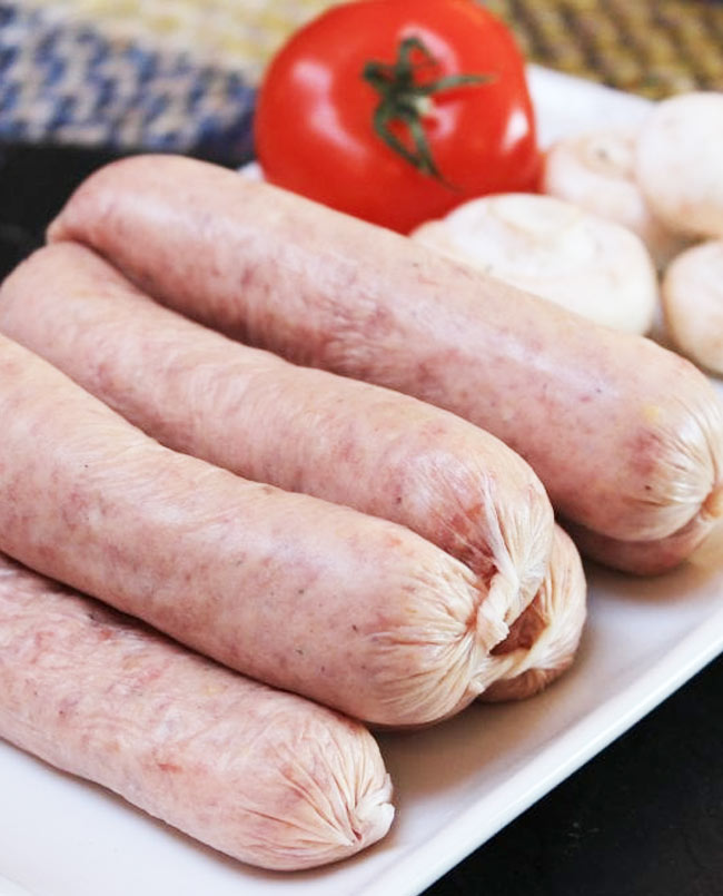 British Bangers Sausages