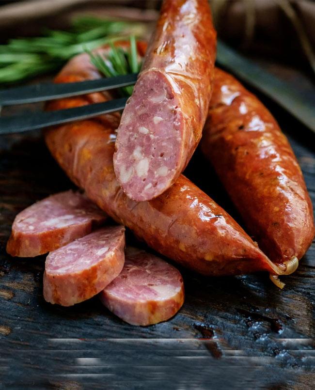 applewood smoked sausage