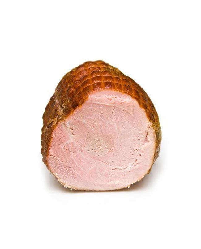 Block of Smoked Pork Shoulder