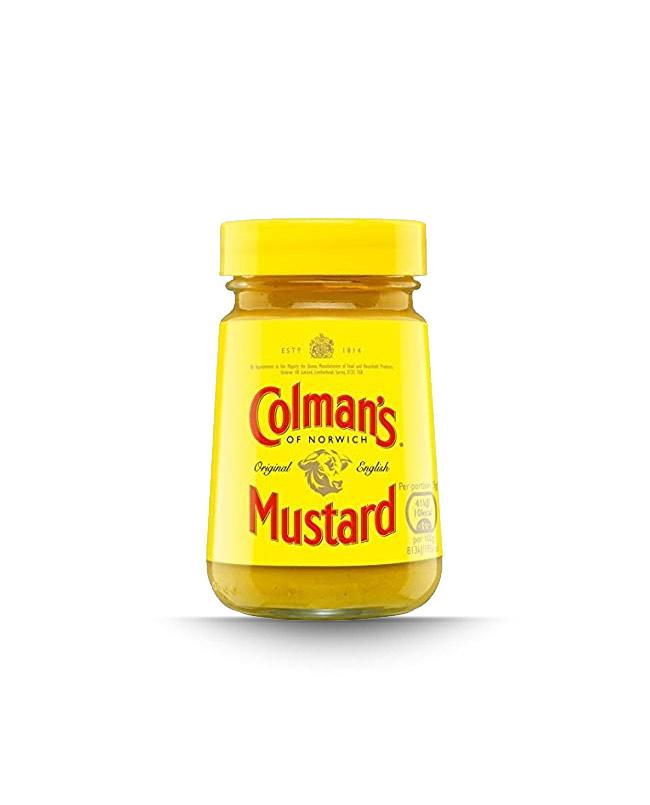 Colmans Mustard 100g