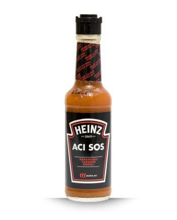Heinz Habanero & Tabasco Pepper Extra Spicy Sauce