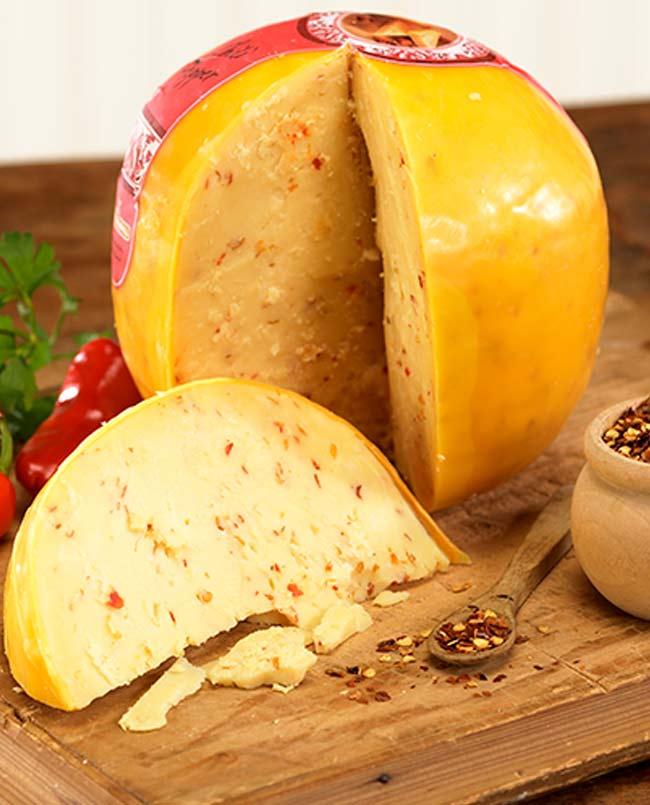 Red Hot Edam Cheese
