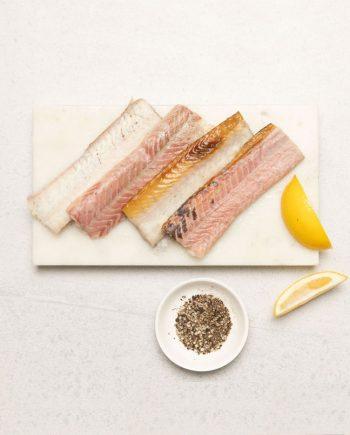 Eel fish fillet