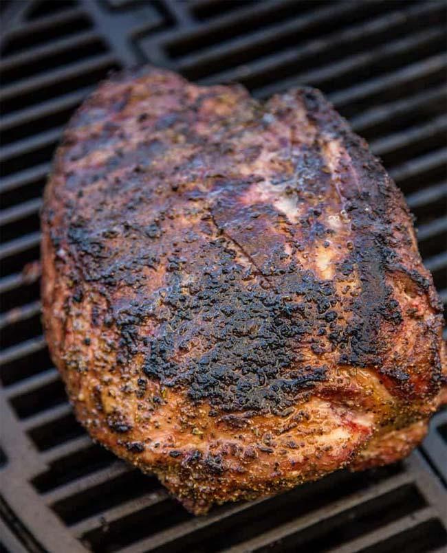 Pork Neck Boneless Marinated